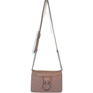 Nude Crossbody Purse